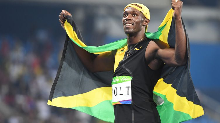 Le sprinteur jamaïcain Usain Bolt (LUI SIU WAI / NURPHOTO)