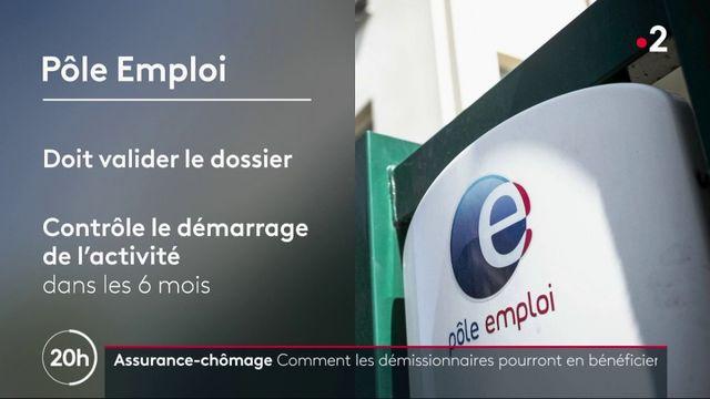 Assurance-chômage : à quelles conditions les démissionnaires pourront-ils en bénéficier ?