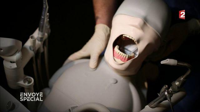 Envoyé spécial. Dentexia : des méthodes effrayantes