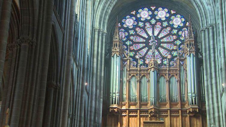 Cathédrale de Clermont-Ferrand (France 3)