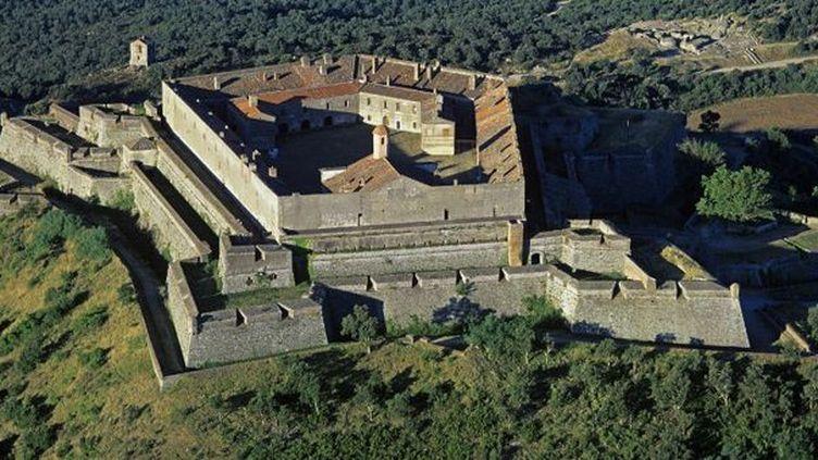 Le Fort de Bellegarde dans les pyrénées orientales  (Dan Shannon/AFP)