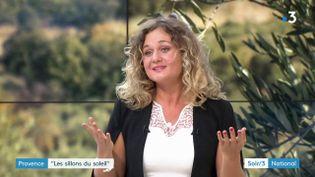 La journaliste et photographe provençale Ariane Fornia (France 3)