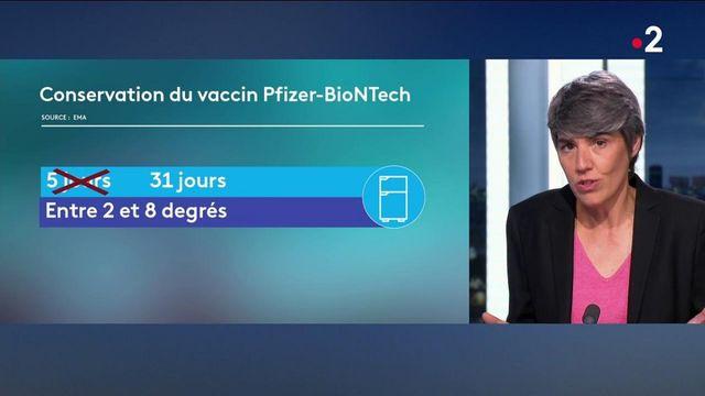 Vaccins : Pfizer va bientôt multiplier sa conservation par six
