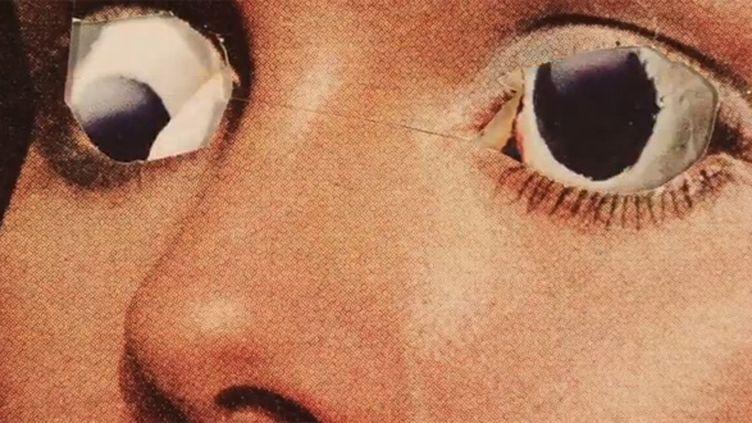 """Extrait du clip des Pixies """"Blue Eyed Hexe""""  (Saisie écran)"""