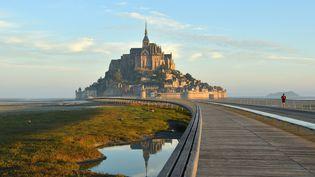 Le Mont Saint-Michel regorge de secrets et légendes.  (MATTES René / hemis.fr / hemis.fr / Hemis)
