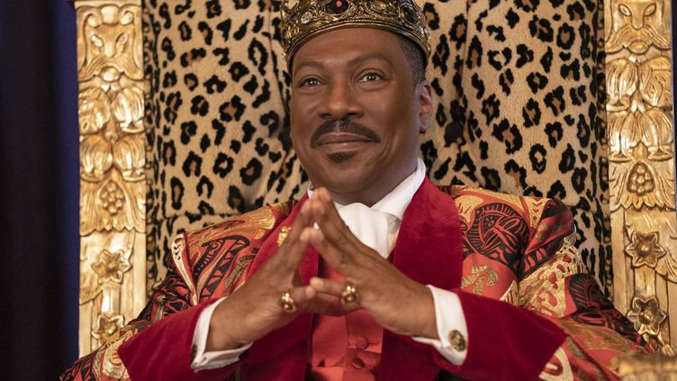 "Eddie Murphy dans ""Un prince à New York 2"" (COURTESY OF AMAZON STUDIOS)"