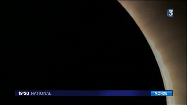 Aux États-Unis, une éclipse totale très attendue