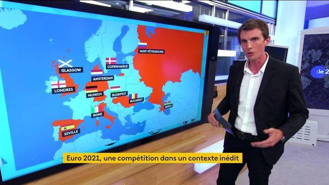Euro 2021, la compétition vire au casse-tête à cause du Covid-19