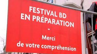 Angoulême s'active  (France3/culturebox)