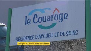 Vingt personnes sont mortes dans cet Ehpad des Vosges (FRANCEINFO)