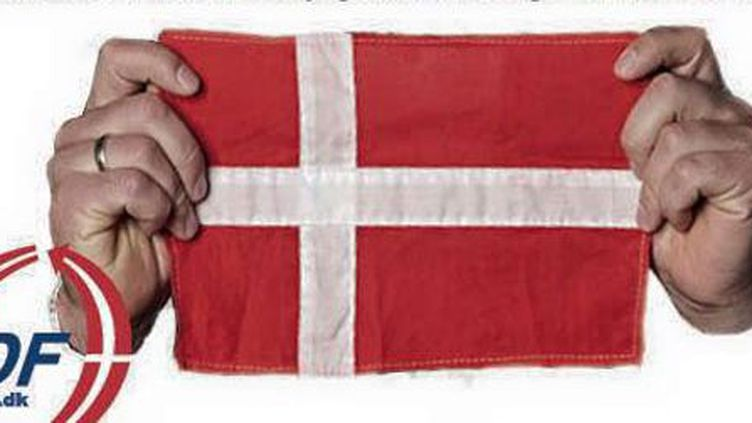 Sur son site, leDansk Folkeparti (Parti populaire danois) se félicite de la victoire du «non» au référendum du 3 décembre 2015. (Dansk Folkeparti)
