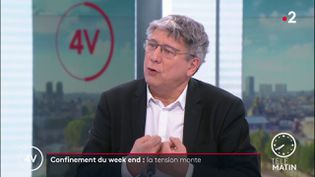 Eric Coquerel (LFI) (France 2)