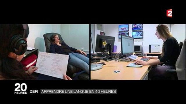 Découverte : apprendre une langue étrangère grâce à l'hypnose ou les cours en ligne