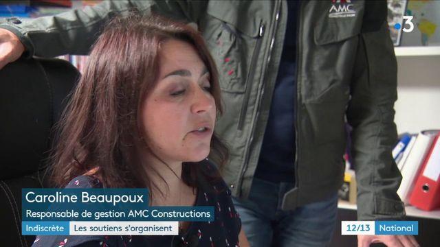 """Lingerie : les soutiens s'organisent pour la marque """"indiscrète"""""""