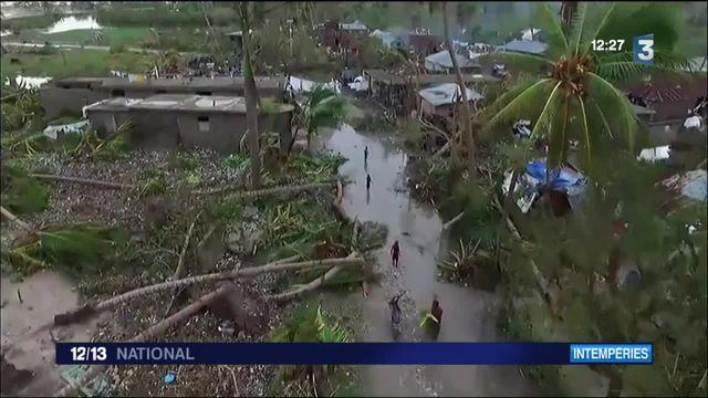 Ouragan Matthew : la dévastation en Haïti