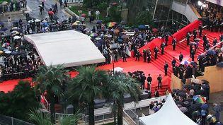 Le 70e Festival de Cannes aura lieu du 17 au 28 mai 2017.  (BERTRAND GUAY / AFP)