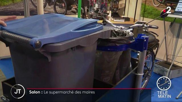Le Congrès des maires de France est aussi un supermarché pour les élus