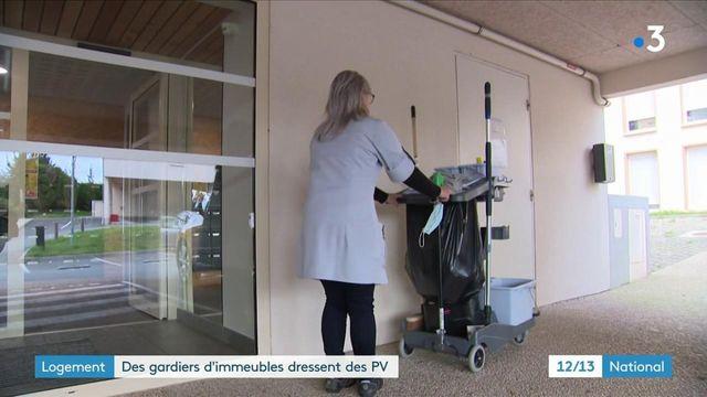 Seine-Maritime : certains gardiens d'immeubles peuvent dresser des PV