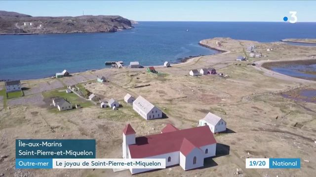 Saint-Pierre-et-Miquelon : la renaissance de l'Île-aux-Marins