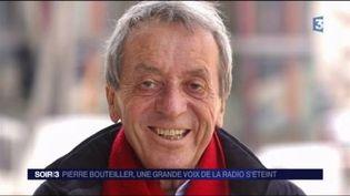 Pierre Bouteiller est mort à l'âge de 82 ans. (FRANCE 3)