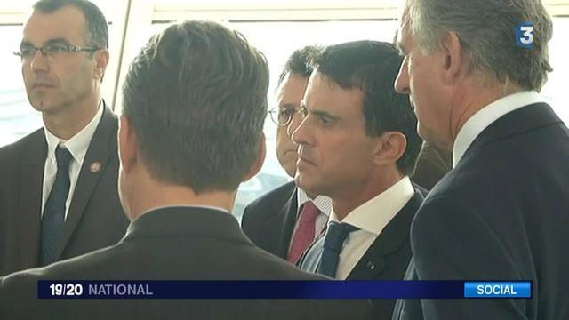 Air  France : le gouvernement condamne les violences et appelle à la reprise du dialogue