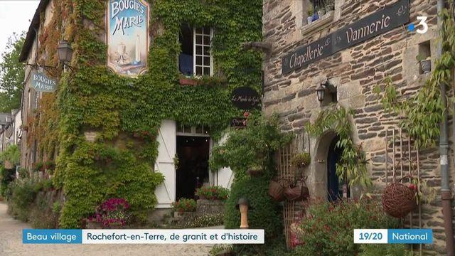 Beau village : à la découverte de Rochefort-en-Terre, bretonne et authentique