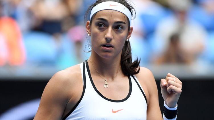La Française Caroline Garcia (WILLIAM WEST / AFP)
