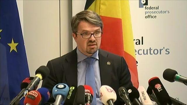 Attentats de Bruxelles : la conférence de presse du parquet