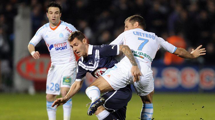 Cheyrou et Obraniak au duel sous les yeux de Valbuena