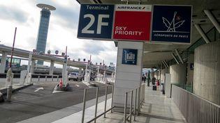 Photo d'illustration duterminal 2F de l'aéroport deRoissy. (MAXPPP)
