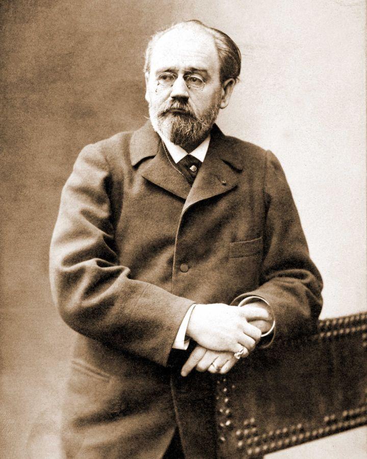 Portrait d'Emile Zola (leemage via AFP)