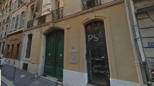 Le siège du Parti socialiste, à Marseille. (CAPTURE ECRAN GOOGLE MAPS)