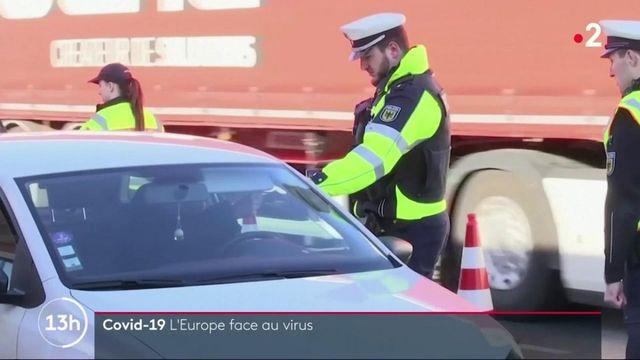 Coronavirus : l'Europe face au virus