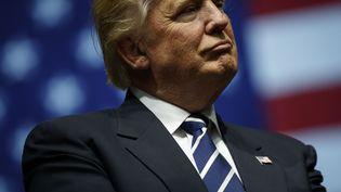 Le président élu des Etats-Unis, Donald Trump, le 9 décembre 2016 à Grand Rapids (Michigan). (DREW ANGERER / GETTY IMAGES NORTH AMERICA / AFP)