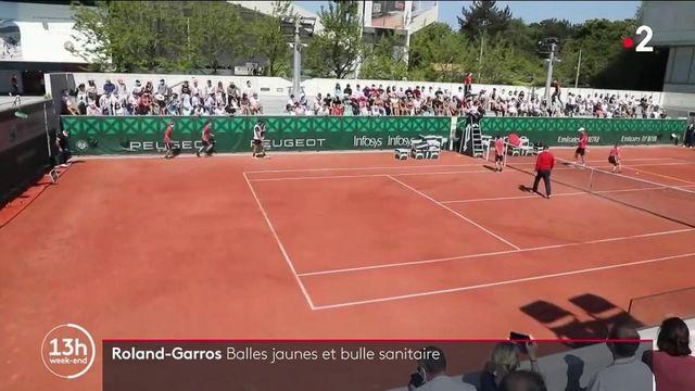 Roland-Garros : les amateurs de tennis de retour dans les gradins