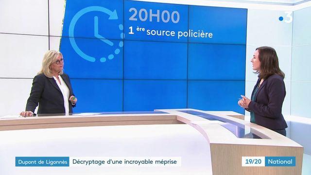 Affaire Dupont de Ligonnès : décryptage d'une incroyable méprise