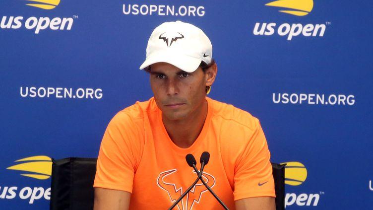 Rafael Nadal (MOHAMMED ELSHAMY / ANADOLU AGENCY)