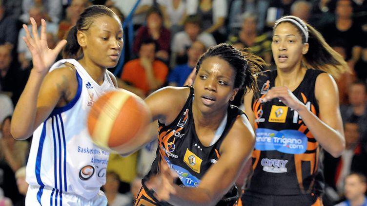 Les Berruyères face à Montpellier