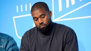 Le rappeur milliardaire Kanye West le 7 novembre 2019 à New York (Etats-Unis). (BRAD BARKET / GETTY IMAGES NORTH AMERICA)