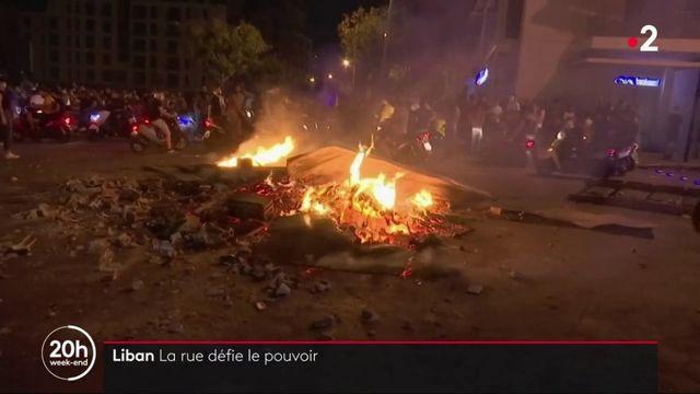 Liban : la rue face à la classe politique