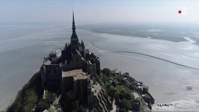 Mont-Saint-Michel : la lutte contre l'érosion