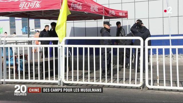Chine : des camps pour les musulmans