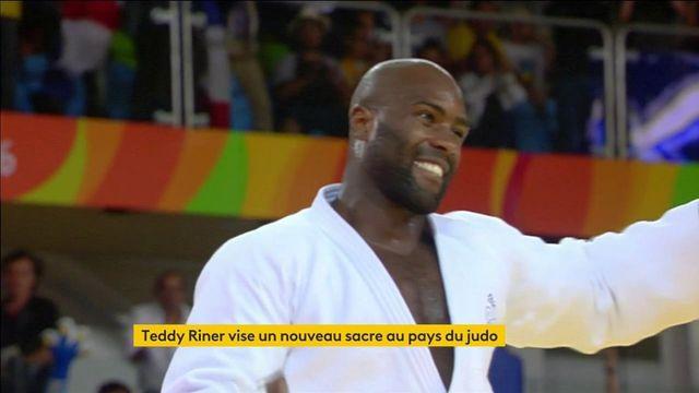 JO de Tokyo : Teddy Riner, en route vers un nouveau titre olympique ?