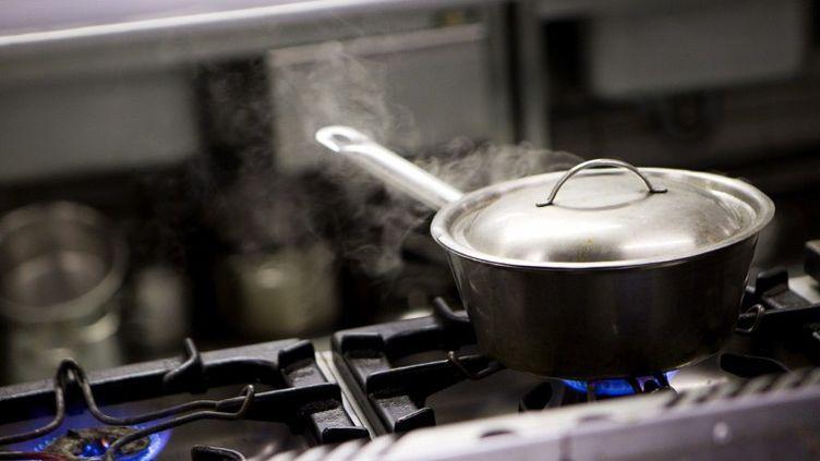 Les tarifs du gaz pour les particuliers ont été gelés jusqu'au 1er juillet. ( AFP / PHOTONONSTOP)
