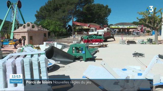 Bouches-du-Rhône : un parc d'attractions prépare sa réouverture
