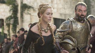 """""""Game of Thrones"""" est la série télévisée la plus piratée en 2015, rapporte le site spécialisé Torrent Freak, le 27 décembre 2015. (KOBAL / AFP)"""