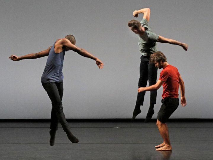 """""""Second Quartet"""" de Noé Soulier.  (Lawrence Ho)"""