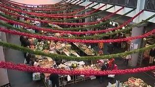 marché capucins bordeaux (FRANCE 2)