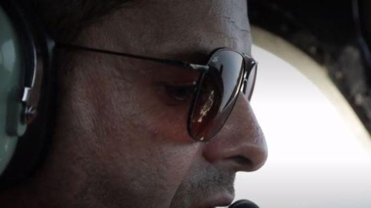 Franck Chesneau, le gardien du ciel (FRANCE 3)