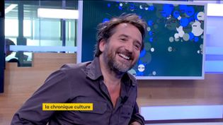 Edouard baer (FRANCEINFO)